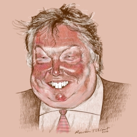 Nick Ferrari by Rowan Tallant