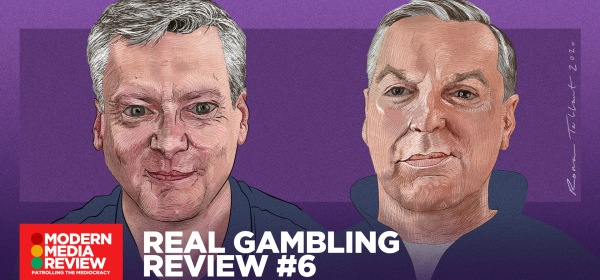 Real Gambling Review Robin Gibson Sean Gollogly