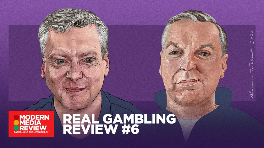 Real Gambling Review Robin Gibson Sean Gollogly