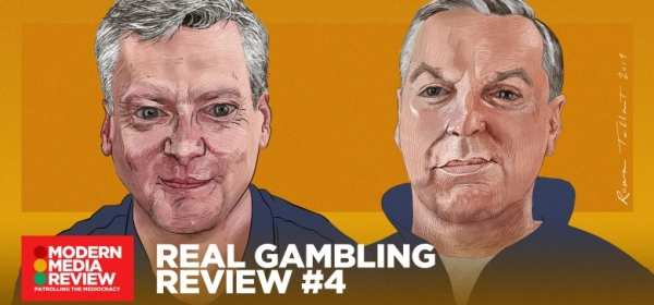 Real Gambling Review #4 - Robin Gibson - Sean Gollogly