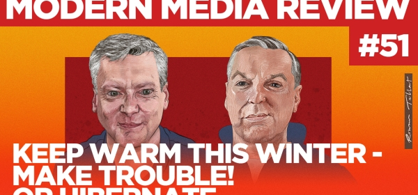 Modern Media Review Hibernate Robin Gibson Sean Gollogly