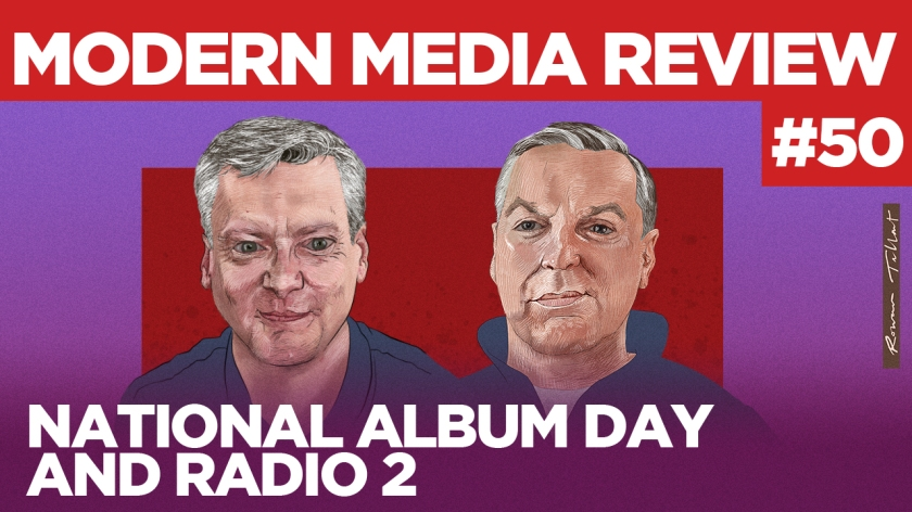 Modern Media Review National Album Day Radio 2