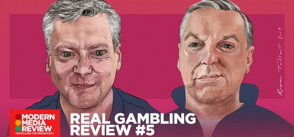 Real Gambling Review #5 - Robin Gibson - Sean Gollogly