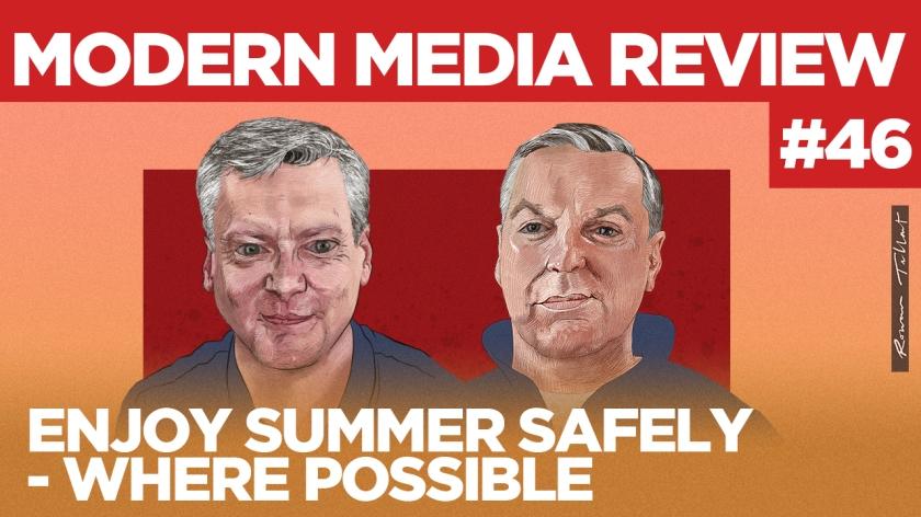 Enjoy Summer Safely Modern Media Review Robin Gibson Sean Gollogly