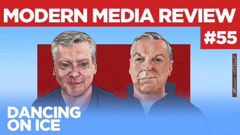 Modern Media Review Dancing On Ice